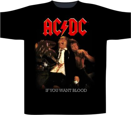AC/DC - If You Want Blood T-Shirt