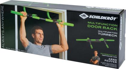 Türreck Multi Fitnessgerät - Türbreite max. 92 cm, Stahl,