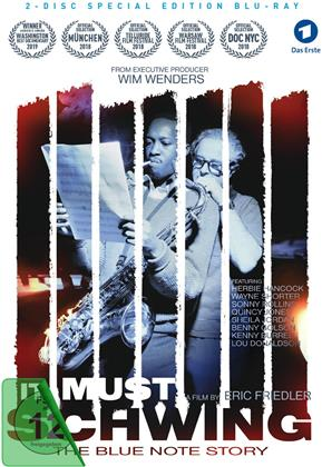 It Must Schwing - The Blue Note Story (2018) (Special Edition, 2 Blu-rays)