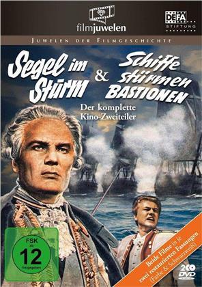 Segel im Sturm / Schiffe stürmen Bastionen (Filmjuwelen, 2 DVDs)