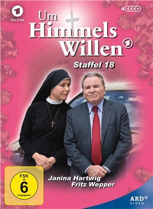 Um Himmels Willen - Staffel 18 (4 DVD)