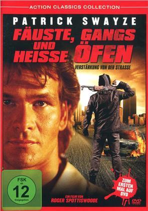 Fäuste, Gangs und heisse Öfen - Verstärkung von der Strasse (Action Classics Collection)