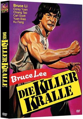 Bruce Lee - Die Killerkralle (1977) (Cover A, Edizione Limitata, Mediabook, Uncut, 3 DVD)