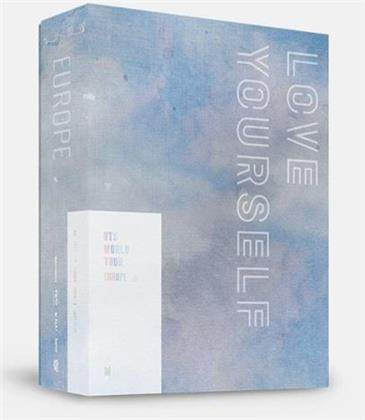 BTS - Love yourself World Tour: Europe (Digipack, 2 DVD)
