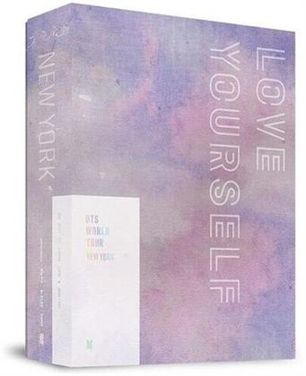 BTS - Love yourself World Tour: New York (Digipack, 2 DVD)