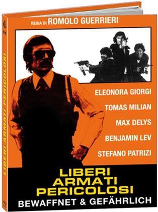 Liberi armati pericolosi - Bewaffnet und gefährlich (1976) (Cover B, Limited Edition, Mediabook)