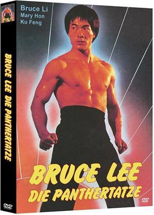 Bruce Lee - Die Panthertatze (1978) (Cover A, Edizione Limitata, Mediabook, Uncut, 3 DVD)