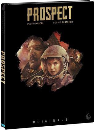Prospect (2018) (Originals, Blu-ray + DVD)