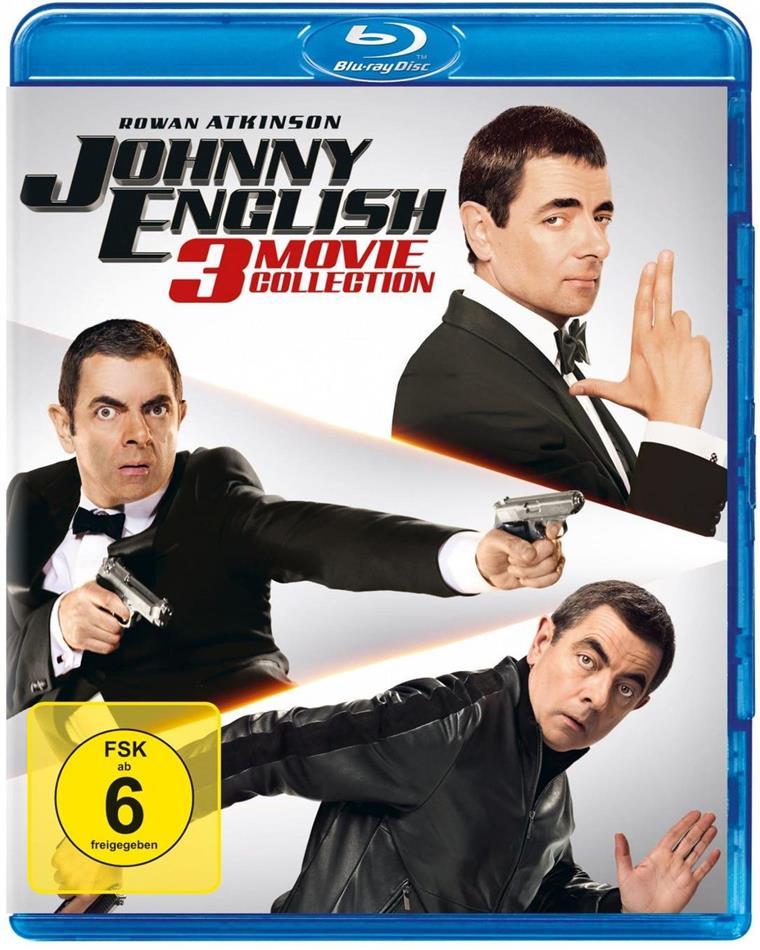 Johnny English 1-3 (3 Blu-rays)