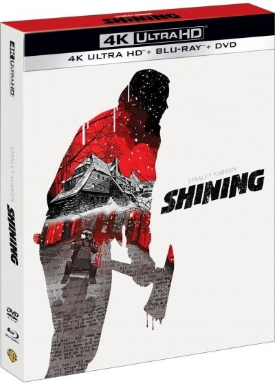 Shining (1980) (4K Ultra HD + Blu-ray + DVD)