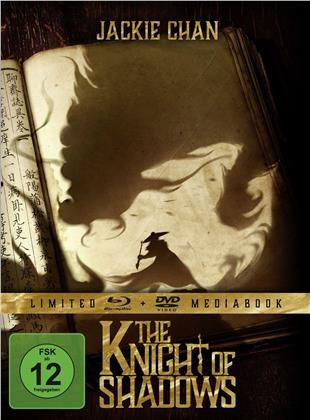 The Knight of Shadows (2019) (Limited Edition, Mediabook, Blu-ray + DVD)