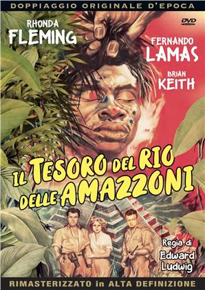 Il tesoro del Rio delle Amazzoni (1954) (Doppiaggio Originale D'epoca, HD-Remastered)