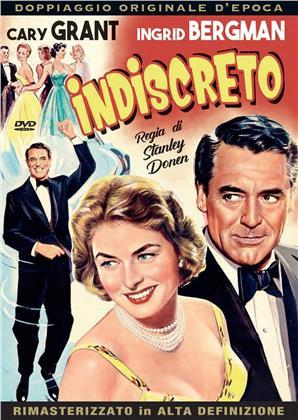 Indiscreto (1958) (Doppiaggio Originale D'epoca, HD-Remastered, Riedizione)