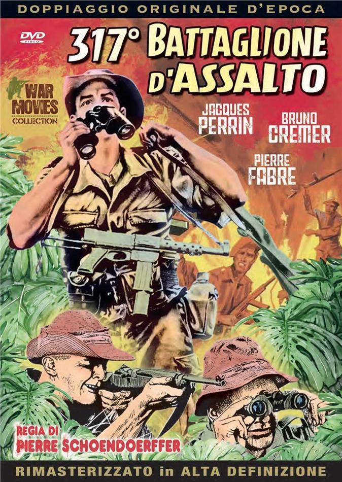 317 battaglione d'assalto (1964) (War Movies Collection, Doppiaggio Originale D'epoca, HD-Remastered, n/b)