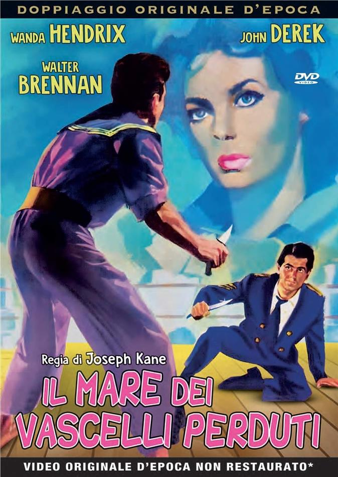Il mare dei vascelli perduti (1953) (Rare Movies Collection, Doppiaggio Originale D'epoca, n/b)