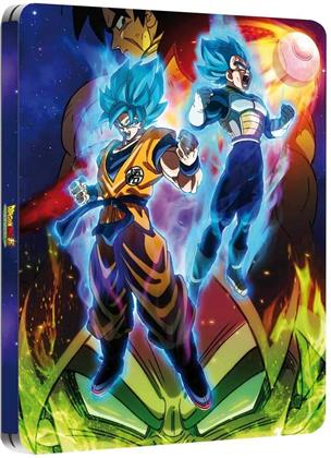 Dragon Ball Super - Broly (2018) (Limited Edition, Steelbook)