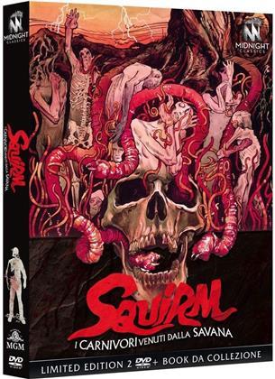 Squirm - I carnivori venuti dalla savana (1976) (Limited Edition, Neuauflage, 2 DVDs)