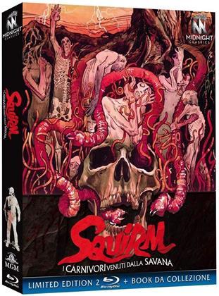 Squirm - I carnivori venuti dalla savana (1976) (Edizione Limitata, 2 Blu-ray)