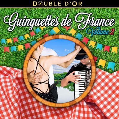 Guingettes De France Vol. 2 (2 CDs)