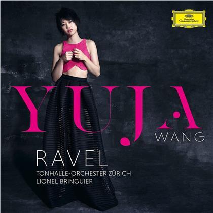Maurice Ravel (1875-1937), Lionel Bringuier, Yuja Wang & Tonhalle-Orchester Zürich - Klavierkonzerte (LP)