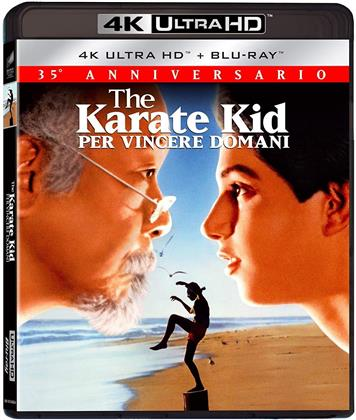 The Karate Kid - Per vincere domani (1984) (Edizione 35° Anniversario, 4K Ultra HD + Blu-ray)
