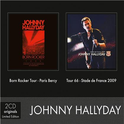 Johnny Hallyday - Born Rocker Tour (Live Bercy 2013) (3 LPs)