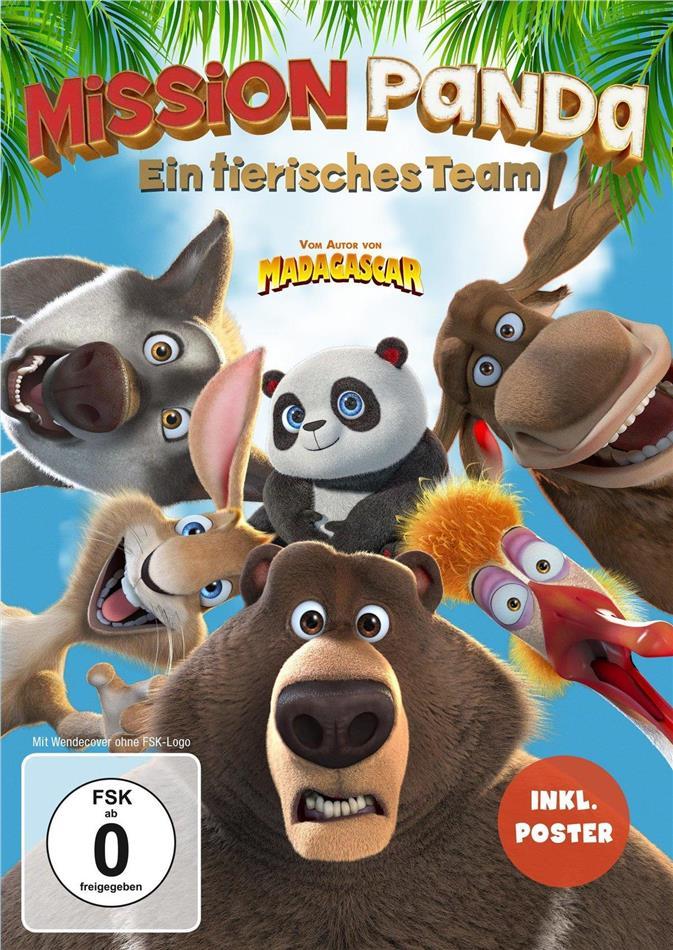 Mission Panda - Ein tierisches Team (2019)