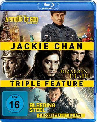 Jackie Chan Triple Feature (3 Blu-rays)
