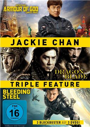 Jackie Chan Triple Feature (3 DVDs)