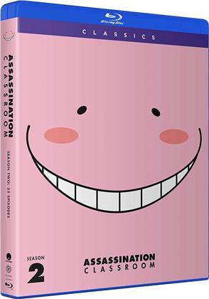 Assassination Classroom - Season 2 (Classics, 4 Blu-rays)