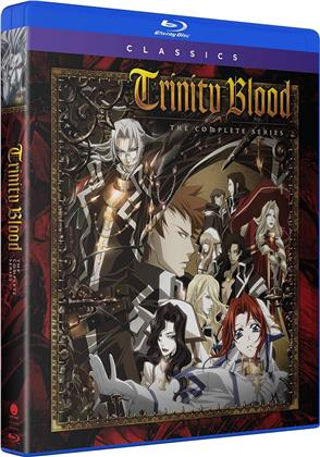 Trinity Blood - The Complete Series (Classics, 3 Blu-rays)