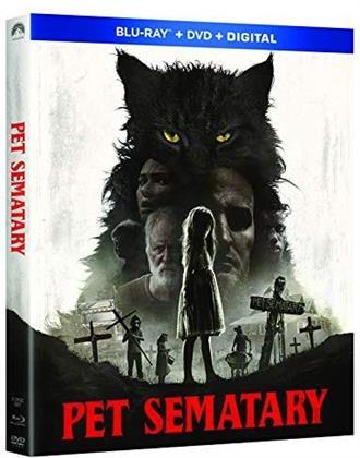 Pet Sematary (2019) (Blu-ray + DVD)