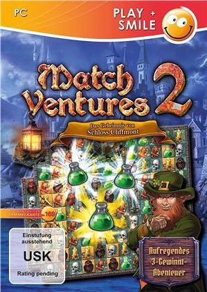Match Ventures 2: Das Geheimnis von Schloss Cliffmont