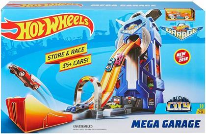 Hot Wheels - City: Mega Garage