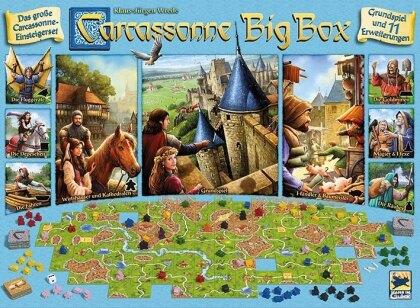 Carcassonne - Big Box (d)