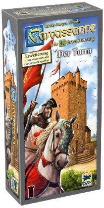 Carcassonne - Der Turm (Erw. 4) (d)
