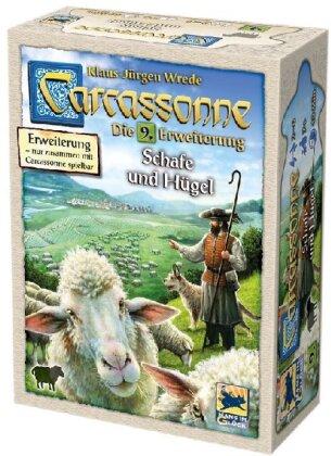 Carcassonne, Schafe und Hügel - 9. Erweiterung