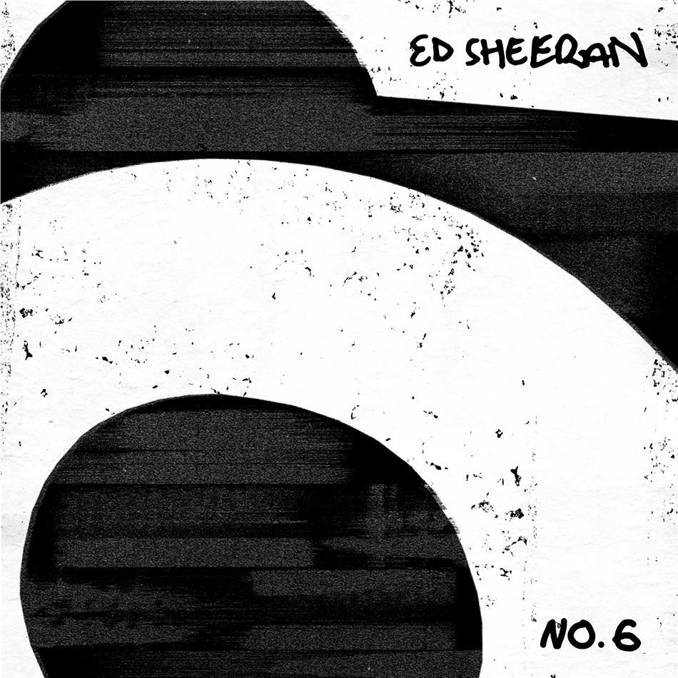 Ed Sheeran - No.6 Collaborations Project (Gatefold, 2 LPs)
