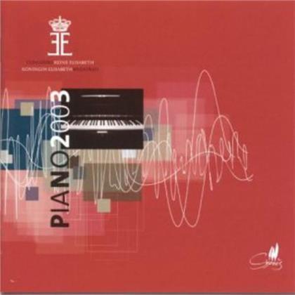 Queen Elisabeth Piano Competition 2003
