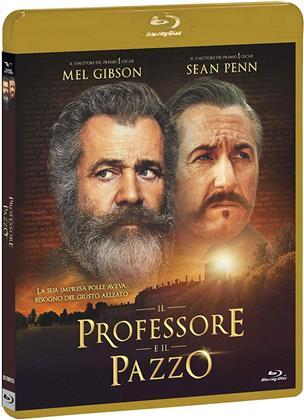 Il professore e il pazzo (2019) (Edizione Speciale, Blu-ray + DVD)