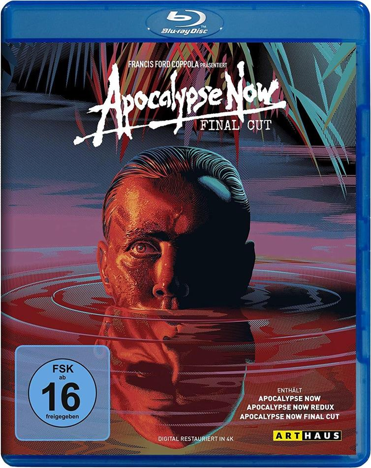 Apocalypse Now (1979) (Final Cut, 2 Blu-ray)