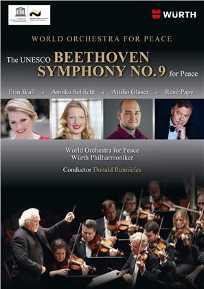 World Orchestra For Peace, Donald Runnicles & Erin Wall - Beethoven: Symphony 9