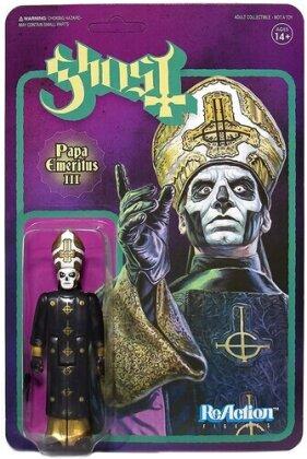 Ghost Reaction Figure - Papa Emeritus III