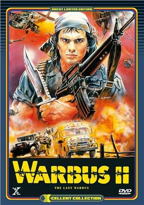 Warbus 2 - The Last Warbus (1989) (X-cellent Collection, Kleine Hartbox, Limited Edition, Restaurierte Fassung, Uncut)