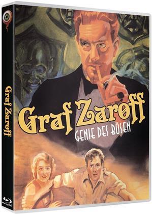 Graf Zaroff - Genie des Bösen (1932) (s/w, Limited Edition, Special Edition, Blu-ray + DVD)