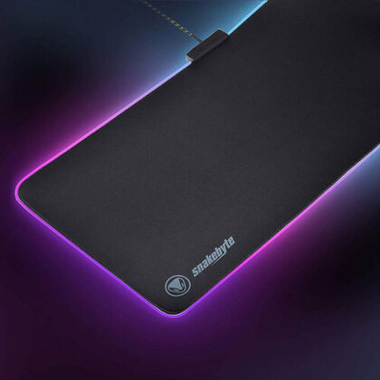 PC Mousepad Mouse:Pad Ultra XL RGB<br>ca. 80x30 cm