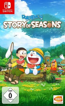 Doraemon Story of Seasons (German Edition)