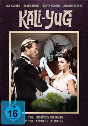 Kali-Yug - Die Göttin der Rache / Aufruhr in Indien (1963) (Filmjuwelen)