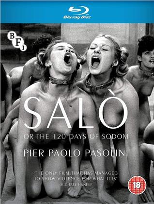 Salo - Or The 120 Days Of Sodom (1975) (2 Blu-rays)