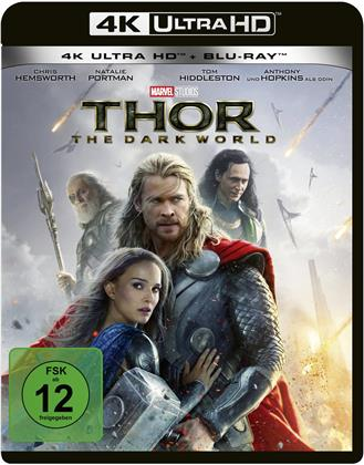 Thor 2 - The Dark Kingdom (2013) (4K Ultra HD + Blu-ray)
